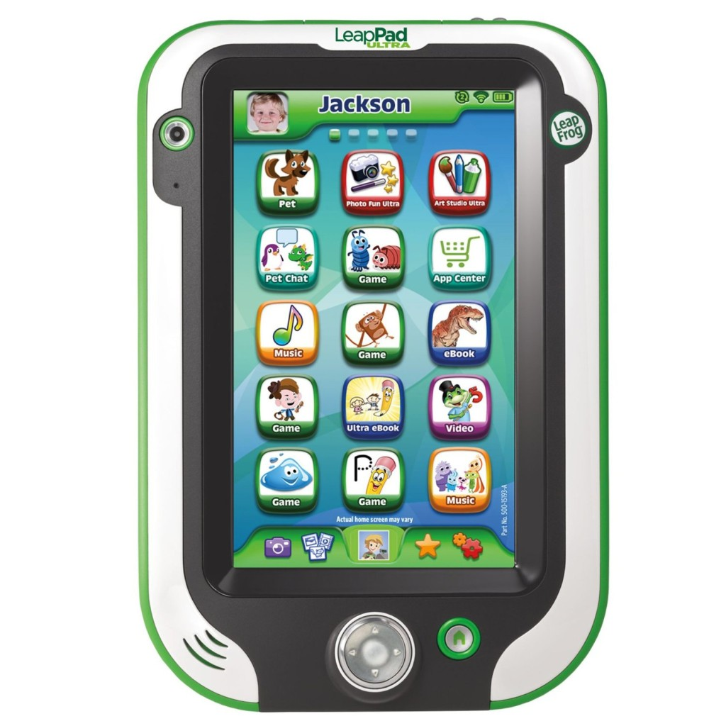 This is the Leap Frog Leap Pad Ultra