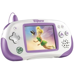 Leapster Explorer Games In Pink