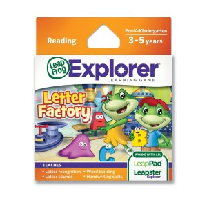 Letter Factory Learning Phonics Games
