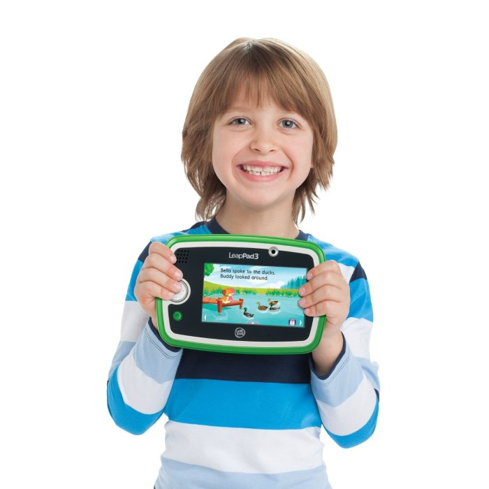 Kids Love The LeapPad 3